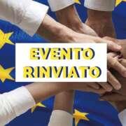 """Evento Rinviato – """"Tra Stato e Impresa. Un nuovo codice Europeo del Terzo Settore"""""""